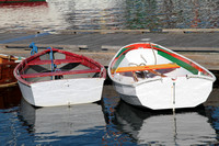 Painted Dinghys